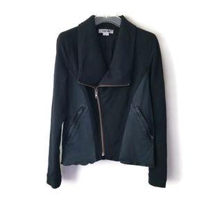 Helmut Lang jacket denim jersey cotton sz M
